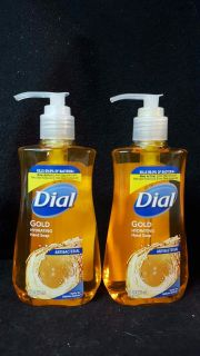 2 dial hand soaps