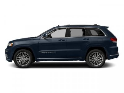 2018 Jeep Grand Cherokee Summit (True Blue Pearlcoat)