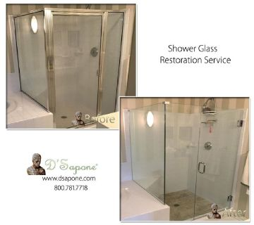 Find the Quality Shower Glass Water Stain Removal and Sealing Service