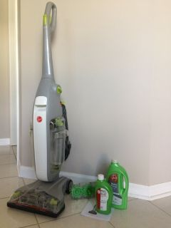 Hoover FloorMate Deluxe - Like New
