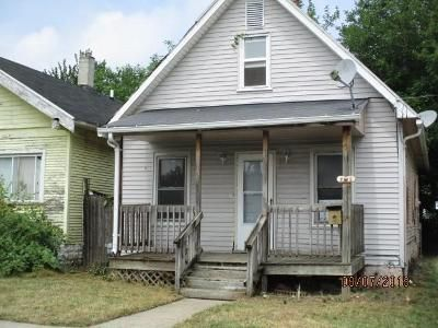 2 Bed 1 Bath Foreclosure Property in Toledo, OH 43608 - Spring St