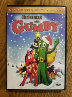 Christmas With Gumby DVD