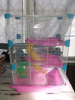 Hamster Cage!