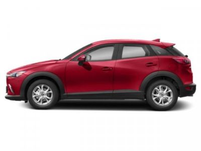 2019 Mazda CX-3 Sport (Soul Red Crystal Metallic)