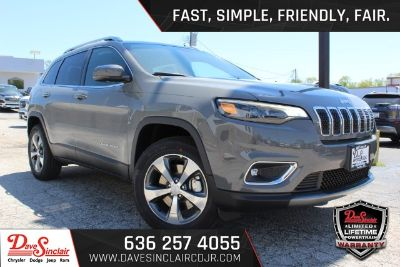 2019 Jeep Cherokee (Sting-Gray Clearcoat - Gray)