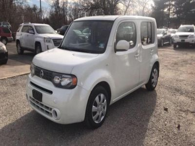 2010 Nissan cube 1.8 S Krom Edition (White Pearl)