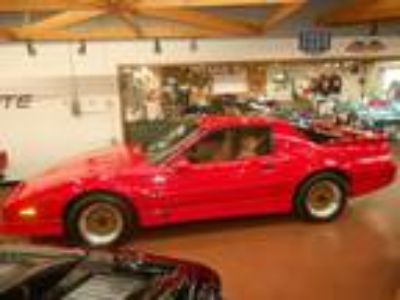 Used 1989 PONTIAC Trans Am For Sale