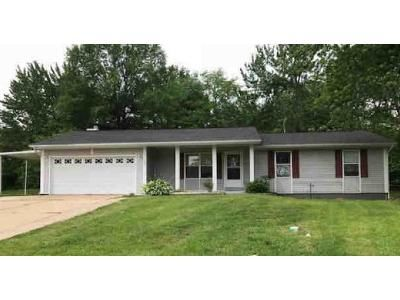 2 Bed 2 Bath Foreclosure Property in Warrenton, MO 63383 - Lincoln Ct
