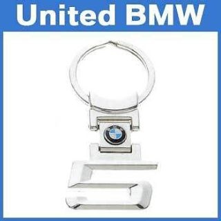 Purchase Genuine BMW 5 Series Key Ring 525 528 530 540 545 550 motorcycle in Roswell, Georgia, US, for US $28.00