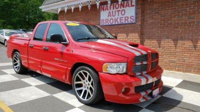 2005 Dodge Ram 1500 SRT-10 (Flame Red)