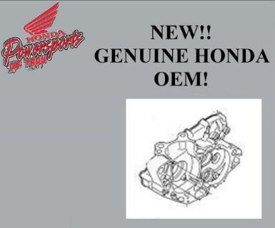 Find NEW GENUINE OEM 07 08 09 12 HONDA CRF150R CRF 150R RIGHT SIDE CASE CRANKCASE motorcycle in Troy, Ohio, United States, for US $209.99