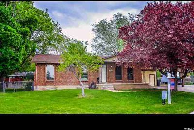 642 W 1130 N Clinton Six BR, Large brick rambler located in in