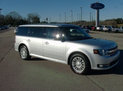 2013 Ford Flex SEL (Ingot Silver Metallic)