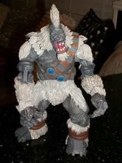 "Halo 2 Tartarus 9"" Action Figure Toy Large"