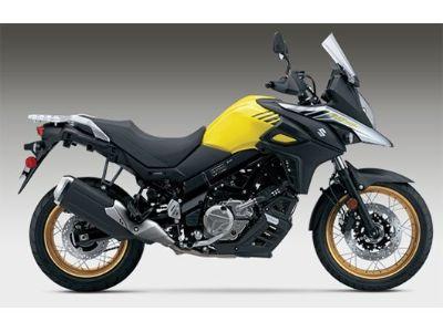 2017 Suzuki V-Strom 650XT Dual Purpose Motorcycles Belleville, MI