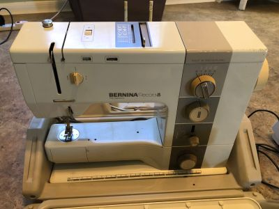 Sewing machine for sale - Bernina Record 930