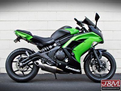 2014 Kawasaki EX650