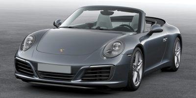 2017 Porsche 911 Carrera (Jet Black Metallic)