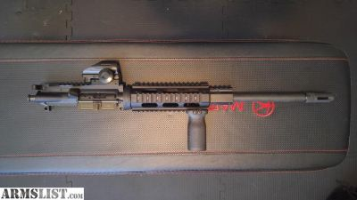 For Sale/Trade: Doublestar AR15 5.56 - Complete Upper (Good Condition) $300