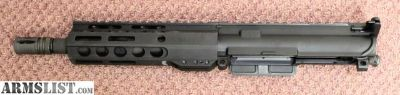"For Sale: PSA 8.5"" Pistol M-lok upper"