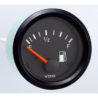 Find VDO 301-905 Cockpit International Fuel Level Gauge motorcycle in Delaware, Ohio, United States, for US $37.14