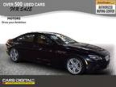 $46700.00 2016 BMW 6 Series with 47242 miles!