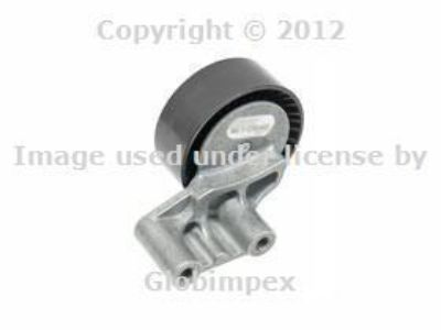 Purchase BMW E65 E66 Deflection Pulley w/Mounting Bracket for Water Pump/Alternator Belt motorcycle in Glendale, California, US, for US $39.50