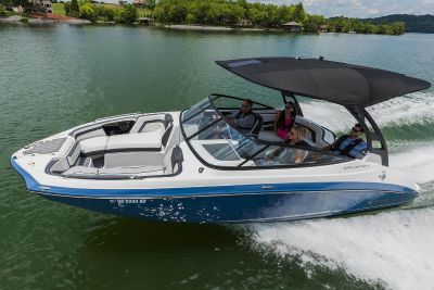 2018 Yamaha 242 LIMITED E-SERIES Jet Boats Afton, OK