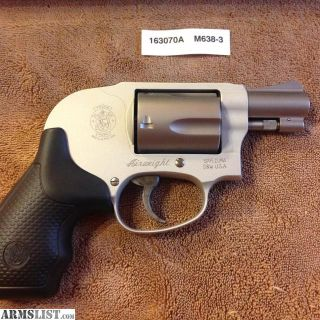 For Sale: NIB Smith & Wesson Airweight