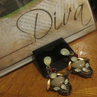 DIVALICIOUS EARRINGS-JEWELRY-BY-MAJOR-FOR-YOU