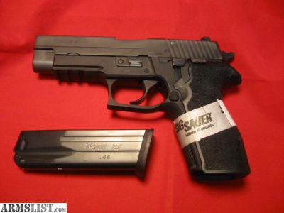 For Sale/Trade: SIG P227 45 ACP REDUCED