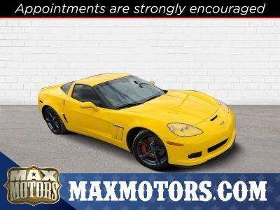 2012 Chevrolet Corvette Z16 Grand Sport (Velocity Yellow Tintcoat)