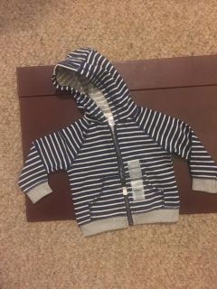 Carter s Unisex 18 Month Toddler Hoodie (Brand-New, Unused, With Tags)