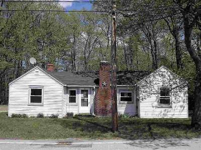 2 Bed 1 Bath Foreclosure Property in Milford, NH 03055 - Union St
