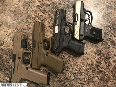 Want To Buy: FNX .45 Tactical
