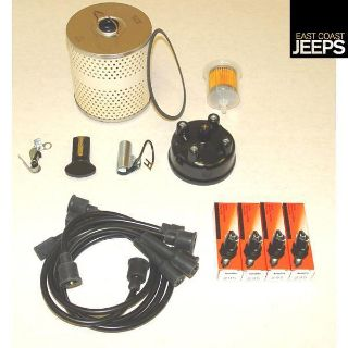 Buy 17257.71 OMIX-ADA Ignition Tune Up Kit MB, 41-45 Willys Models motorcycle in Smyrna, Georgia, US, for US $65.73