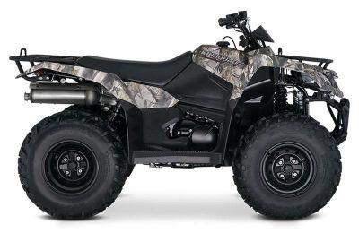 2019 Suzuki KingQuad 400FSi Camo Utility ATVs Herculaneum, MO