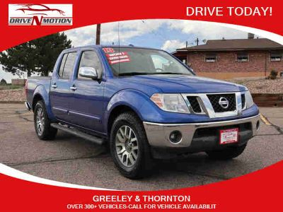 Used 2013 Nissan Frontier Crew Cab for sale