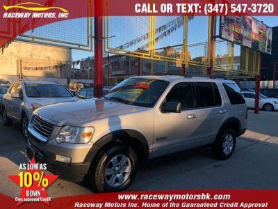 2007 Ford Explorer XLT (Dark Stone Metallic)