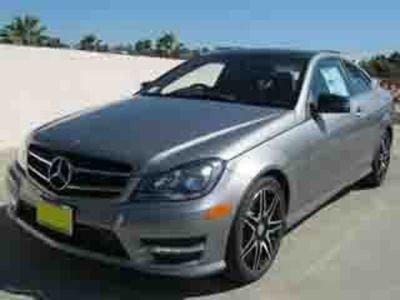 2013 Mercedes-Benz C-Class C250 (Palladium Silver Metallic)