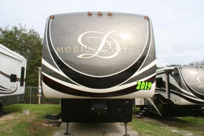 """2019 DRV Mobile Suites 39DBRS3-SPECIAL Fifth Wheel RV..................................... (SPECIAL: """"PANTRY"""" & """"CLOSET WITH WHIRLPOOL RV WASHER & 220 VOLT DRYER"""" IPO STANDARD HALF BATH) MSRP:$158,126.00....MAP:$127,600.00 SALE∙PRICE∙TOO∙LOW∙TO∙ADVERTISE PLEASE∙CALL∙865∙521∙9112"""