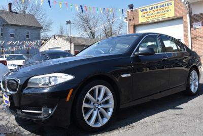 2013 BMW MDX 535i xDrive (Citrin Black Metallic)