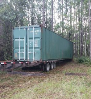 Shipping Containers starting at $2,800