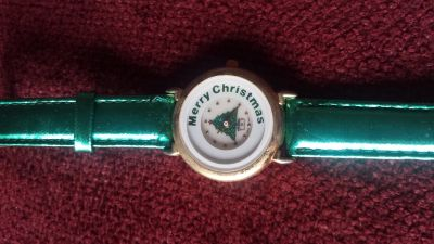 Ladies Christmas watch