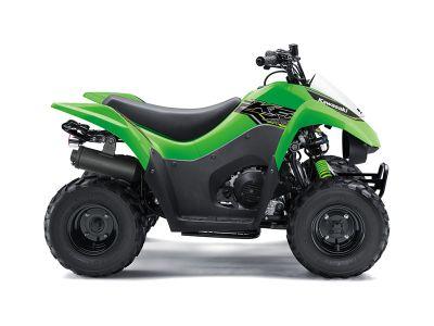 2019 Kawasaki KFX50 Sport-Utility ATVs Bennington, VT