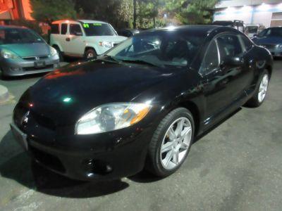 2007 Mitsubishi Eclipse SE (BLACK)