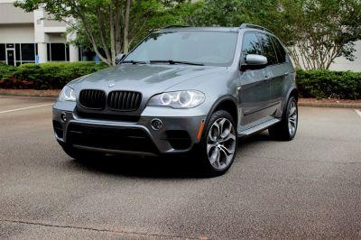 2012 BMW X5 xDrive50i (Grey)