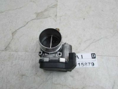Purchase 2012 2013 2014 BMW 328I THROTTLE BODY Valve Control 2.0L 4CYL Engine Motor motorcycle in Sugar Land, Texas, United States, for US $168.00