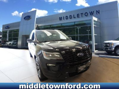 2018 Ford Explorer Sport (Shadow Black)