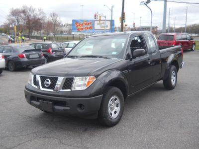 2008 Nissan Frontier XE (Super Black)